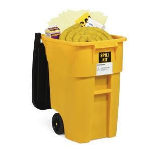 SpillTech HazMat 50-Gallon Wheeled Spill Kit