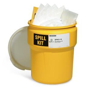 SpillTech Oil-Only 10-Gallon Spill Kit