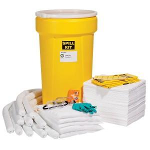 SpillTech Oil-Only 55-Gallon Spill Kit