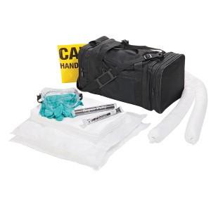 SpillTech Oil-Only Black Duffle Spill Kit