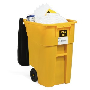 SpillTech Oil-Only 50-Gallon Wheeled Spill Kit