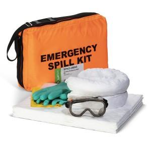SpillTech Oil-Only Emergency Spill Kit