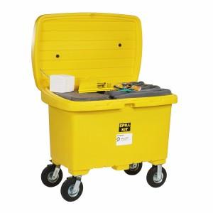 SpillTech Universal Spill Cart Kit with 8in Wheels