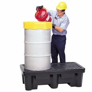 SpillTech 2-Drum Spill Pallet