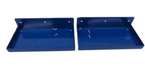 "12""Wx6""D DuraHook Shelf 2PK"