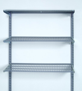 "Shelf Wall Mount Unit - 33""Wx31.5""H 3"