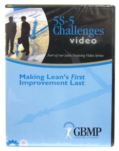 5S: 5 Challenges DVD
