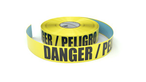 Danger / Peligro - Inline Printed Floor Marking Tape