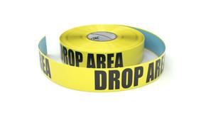 Drop Area - Inline Printed Floor Marking Tape