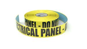 Electrical Panel - Do Not Block - Inline Printed Floor Marking Tape
