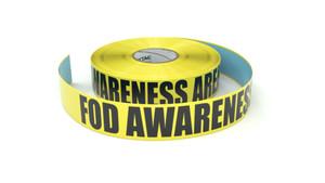 FOD Awareness Area - Inline Printed Floor Marking Tape