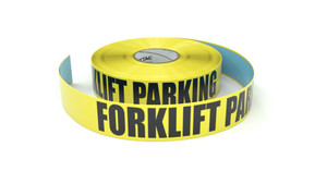 Forklift Parking - Inline Printed Floor Marking Tape