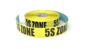 5S Zone - Inline Printed Floor Marking Tape