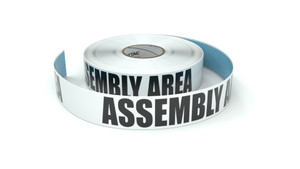Assembly Area - Inline Printed Floor Marking Tape