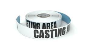 Casting Area - Inline Printed Floor Marking Tape
