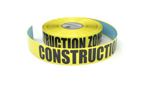 Construction Zone - Inline Printed Floor Marking Tape