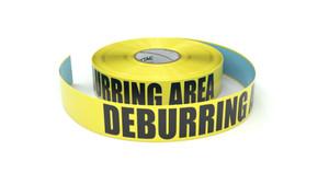 Deburring Area - Inline Printed Floor Marking Tape