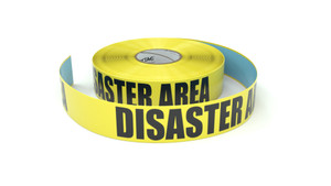 Disaster Area - Inline Printed Floor Marking Tape