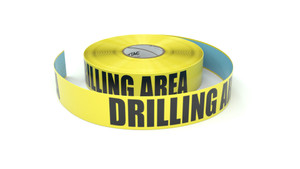 Drilling Area - Inline Printed Floor Marking Tape