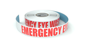 Emergency Eye Wash - Inline Printed Floor Marking Tape