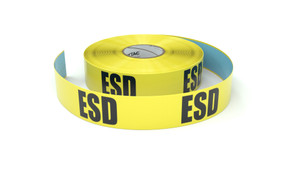 ESD - Inline Printed Floor Marking Tape
