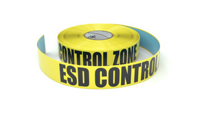 ESD Control Zone - Inline Printed Floor Marking Tape