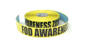 FOD Awareness Zone - Inline Printed Floor Marking Tape