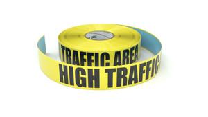 High Traffic Area - Inline Printed Floor Marking Tape