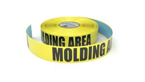 Molding Area - Inline Printed Floor Marking Tape