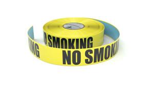 No Smoking - Inline Printed Floor Marking Tape