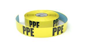 PPE - Inline Printed Floor Marking Tape