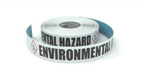 GHS: Enviromental Haz. Icon Horizontal - Inline Printed Floor Marking Tape