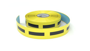 Dashes Symbol - Inline Printed Floor Marking Tape