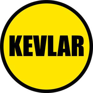 Kevlar (Yellow Circle) - Floor Sign