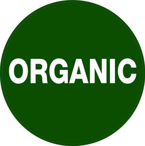 Organic - Floor Sign