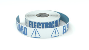 ANSI: Electrical Hazard - Inline Printed Floor Marking Tape