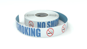 ANSI: No Smoking - Inline Printed Floor Marking Tape