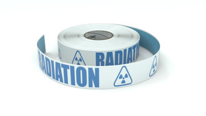 ANSI: Radiation - Inline Printed Floor Marking Tape