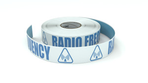 ANSI: Radio Frequency - Inline Printed Floor Marking Tape