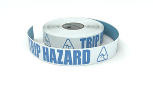 ANSI: Trip Hazard - Inline Printed Floor Marking Tape