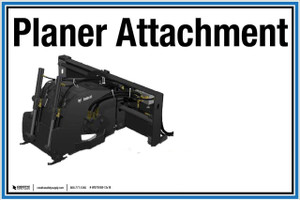 WS70068 Planer Attchment