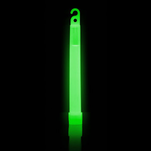 "Snaplight 6"" Glow Sticks - Industrial Grade Safety Lights"