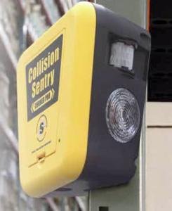 Collision Sentry Warning System