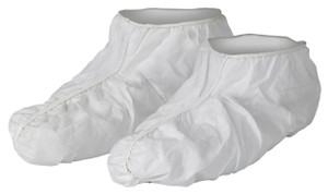 KleenGuard A40 Shoe Cover  with elastic top and vinyl sole (Case of 400)