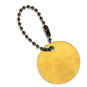 Brass bead chain