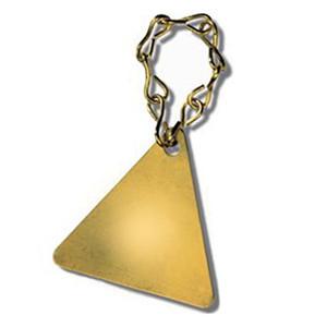 Brass Jack Chain Valve Tag Fastener
