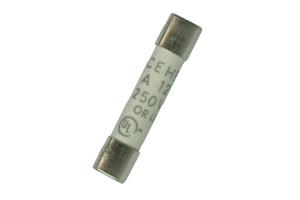 FUSE, 12 1/2A 250V (3 QTY)