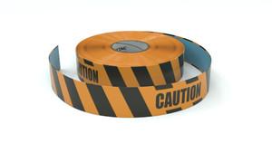 Hazard: Caution - Inline Printed Floor Marking Tape