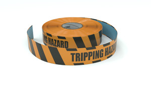 Hazard: Tripping Hazard - Inline Printed Floor Marking Tape