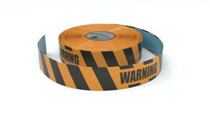 Hazard: Warning - Inline Printed Floor Marking Tape